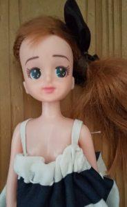 妹作のサマードレス